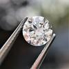 0.58ct Transitional Cut Diamond GIA H SI 1 10