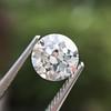 0.58ct Transitional Cut Diamond GIA H SI 1 13