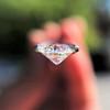 0.65ct Old European Cut Diamond GIA H SI1 8