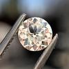 0.65ct Old European Cut Diamond GIA H SI1 12