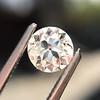 0.65ct Old European Cut Diamond GIA H SI1 5