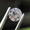 0.65ct Old European Cut Diamond GIA H SI1 9
