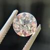 0.65ct Old European Cut Diamond GIA H SI1 11