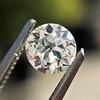0.65ct Old European Cut Diamond GIA H SI1 4