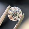 0.65ct Old European Cut Diamond GIA H SI1 10