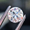 0.65ct Old European Cut Diamond GIA H SI1 0