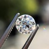 0.65ct Old European Cut Diamond GIA H SI1 3