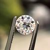 0.65ct Old European Cut Diamond GIA H SI1 13