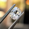 0.71ct Cushion Cut Diamond, GIA I I1 12