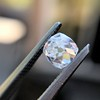 0.74ct Antique Cushion Cut GIA H SI1 5