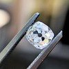 0.74ct Antique Cushion Cut GIA H SI1 2