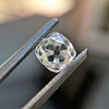 0.74ct Antique Cushion Cut GIA H SI1 9