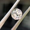 0.80ct Old European Cut Diamond GIA K VS2 8