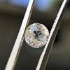 0.80ct Old European Cut Diamond GIA K VS2 12