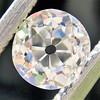 0.80ct Old European Cut Diamond GIA K VS2 0