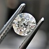 0.82ct Old European Cut GIA H SI 1 11