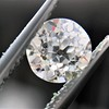 0.82ct Old European Cut GIA H SI 1 10