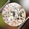 0.82ct Old European Cut GIA H SI 1 0