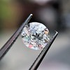 0.82ct Old European Cut GIA H SI 1 17