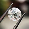 0.82ct Old European Cut GIA H SI 1 15