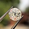 0.82ct Old European Cut GIA H SI 1 1
