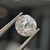 0.82ct Old European Cut GIA H SI 1 7