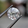 0.82ct Old European Cut GIA H SI 1 18