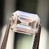 0.90ct Emerald Cut Diamond GIA J SI1 14