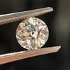 0.90ct Old European Cut Diamond GIA F VS1 8