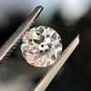 0.90ct Old European Cut Diamond GIA F VS1 6