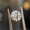 0.90ct Old European Cut Diamond GIA F VS1 21