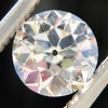 0.90ct Old European Cut Diamond GIA F VS1 0
