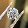 0.90ct Old European Cut Diamond GIA F VS1 5