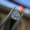 0.90ct Old European Cut Diamond GIA F VS1 4