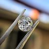0.90ct Old European Cut Diamond GIA F VS1 24