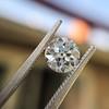 0.90ct Old European Cut Diamond GIA F VS1 23