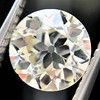 0.92ct Old European Cut Diamond, GIA J SI2 0