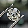 0.92ct Old European Cut Diamond, GIA J SI2 6