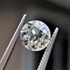 0.92ct Old European Cut Diamond, GIA J SI2 11