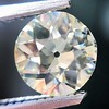 0.98ct Old European Cut S to T SI2 0