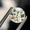 0.98ct Old European Cut S to T SI2 6