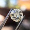 0.98ct Old European Cut S to T SI2 4