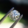 0.99ct Old Mine Cut GIA M SI2 9