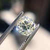 0.99ct Old Mine Cut GIA M SI2 1