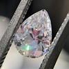 .50ct Antique Pear Shape Diamond GIA D VVS2 0