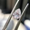 .50ct Antique Pear Shape Diamond GIA D VVS2 3