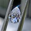 .50ct Antique Pear Shape Diamond GIA D VVS2 5