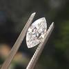 .72ct Marquise Cut Diamond, GIA E SI2 14