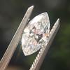 .72ct Marquise Cut Diamond, GIA E SI2 18