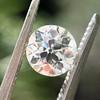 .80ct Old European Cut Diamond, GIA H 0